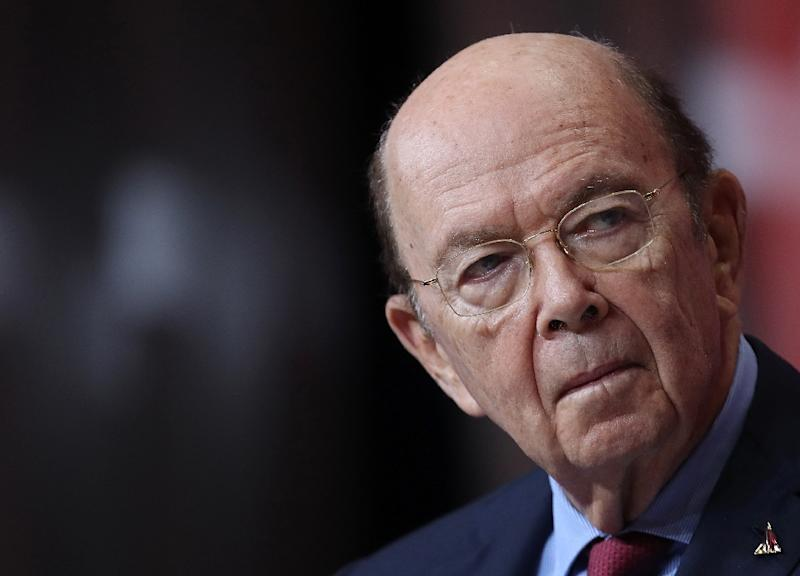 """When a foreign company engages in activity contrary to our national security interests, we will take strong action to protect our national security,"" Commerce Secretary Wilbur Ross said in a statement"