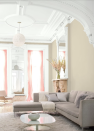"""<p>""""This shade is my go-to warm neutral,"""" says Elissa Morgante, co-principal of <a href=""""http://www.morgantewilson.com/"""" rel=""""nofollow noopener"""" target=""""_blank"""" data-ylk=""""slk:Morgante-Wilson Architects"""" class=""""link rapid-noclick-resp"""">Morgante-Wilson Architects</a>. """"What I love about <a href=""""https://www.benjaminmoore.com/en-us/color-overview/find-your-color/color/HC-81/manchester-tan"""" rel=""""nofollow noopener"""" target=""""_blank"""" data-ylk=""""slk:Manchester Tan"""" class=""""link rapid-noclick-resp"""">Manchester Tan</a> is that it changes with the light. It goes from a rich warm hue to light and fresh depending on the source of the light in the room.""""<br></p><p><a class=""""link rapid-noclick-resp"""" href=""""https://www.benjaminmoore.com/en-us/color-overview/find-your-color/color/HC-81/manchester-tan"""" rel=""""nofollow noopener"""" target=""""_blank"""" data-ylk=""""slk:SHOP NOW"""">SHOP NOW</a></p>"""