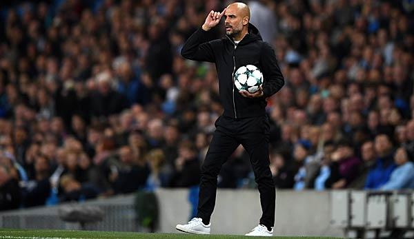 International: Guardiola reizt Engagement als spanischer Nationaltrainer