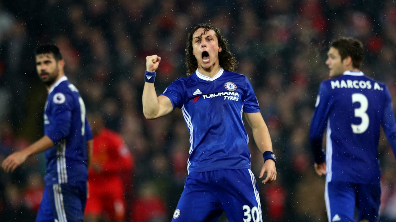 The Chelsea man made the Premier League's Team of the Year but a perceived inability to play in a back-four could hamper his international recall
