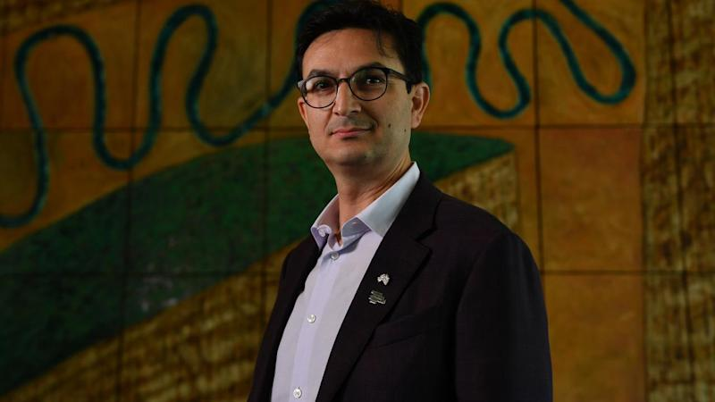 A doctor who fled Iraq rather than carry out mutilations could be named Australian of the year