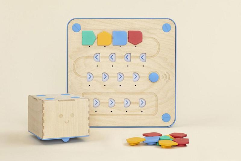 The Cubetto coding toy from Primo Toys (Primo Toys )