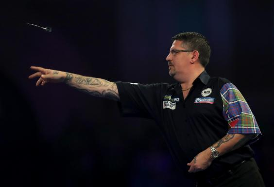 Gary Anderson is a two-time world champion (Getty)
