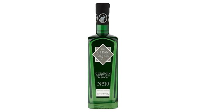 Spencer Matthew's The Clean Liquor Co No10 CleanGin
