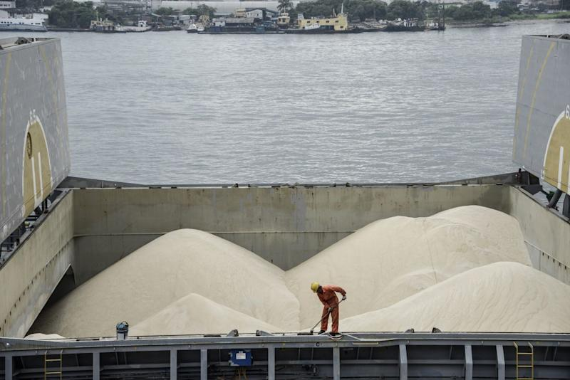 Sugar Export Pace at Slowest in a Decade for World Top Supplier