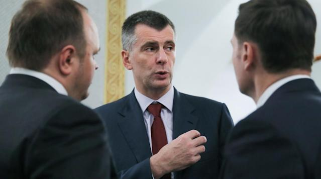 Russian Doping Whistleblower Sues Nets Owner Mikhail Prokhorov