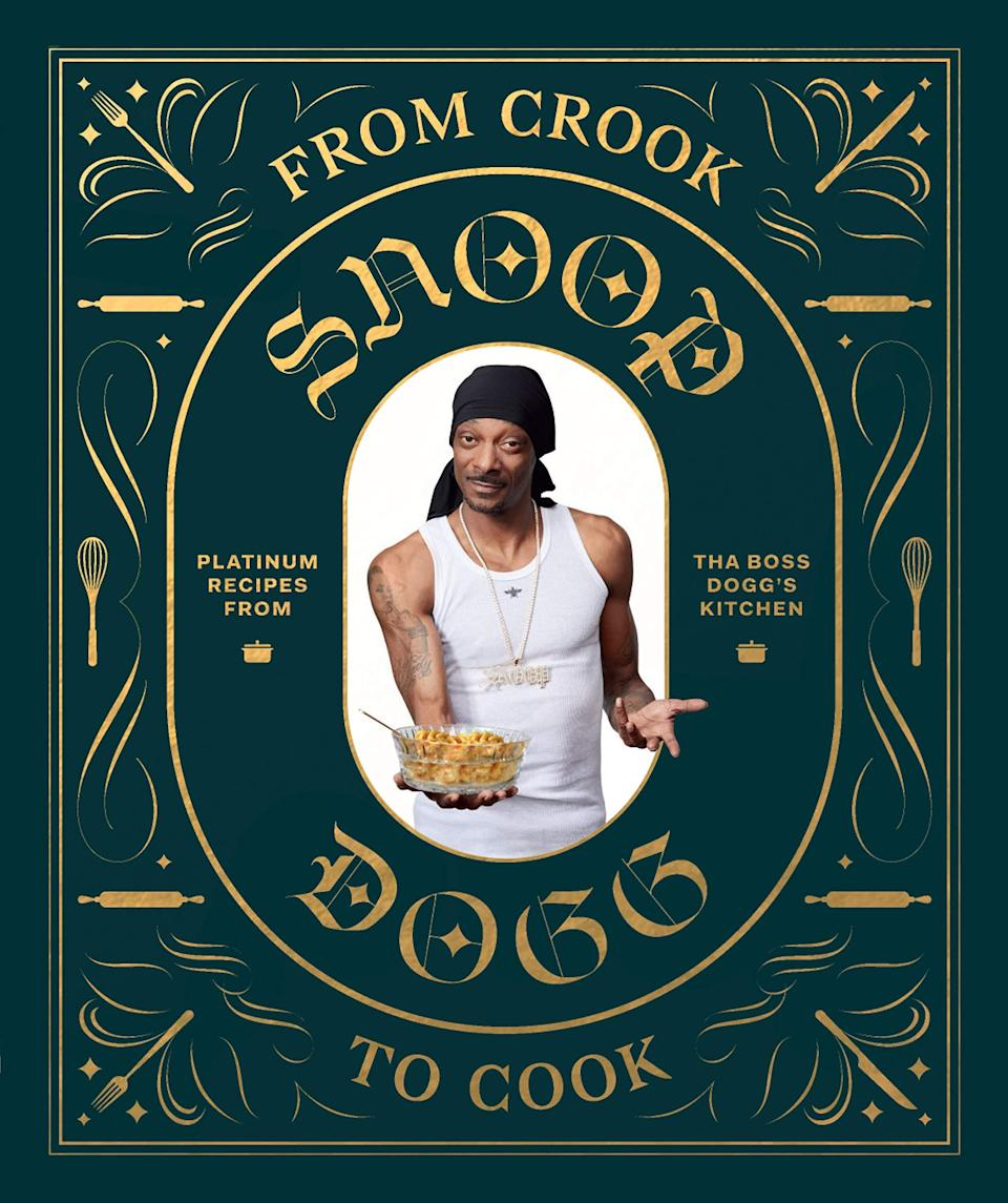 """<h3>Cheeky Cookbook</h3><br>If Snoop is more your mom's speed, we highly suggest this top-selling cookbook. It was a hit with R29 readers during holiday gifting season and it's due time mom enjoyed musings and recipes from the Doggfather too.<br><br><strong>Rating: </strong>4.7 out of 5 stars, and 129 reviews<br><br><strong>A Satisfied Customer Review: </strong>""""I bought this to be a gag gift for my mother, after she signed us up for a cookbook exchange and I got her name. The intent was to get something that would make her laugh, but also have nutritional, useful, and unique recipes. I expected something silly to come in the mail, but this book is """"legit"""" as Snoop himself would say. My mom owns an in-home bakery, and I am the only one who cooks in a household of four college students, therefore a book that could handle being passed around the kitchen, and flipped through regularly without the cover or pages deteriorating or damaging easily. As a very traditional Midwestern family we also enjoy recipes that carry tradition or sentiment. Crook to Cook has all of these. Each recipe comes with a story of its significance to the rapper's life, as well as an in depth breakdown of basic ingredients needed for each section, so you can be sure you have enough of everything in stock.""""<br><br><strong>Chronicle Books</strong> Platinum Recipes from Snoop Dogg's Kitchen, $, available at <a href=""""https://www.amazon.com/Crook-Cook-Platinum-Recipes-Kitchen/dp/1452179611/ref=sr_1_1"""" rel=""""nofollow noopener"""" target=""""_blank"""" data-ylk=""""slk:Amazon"""" class=""""link rapid-noclick-resp"""">Amazon</a>"""