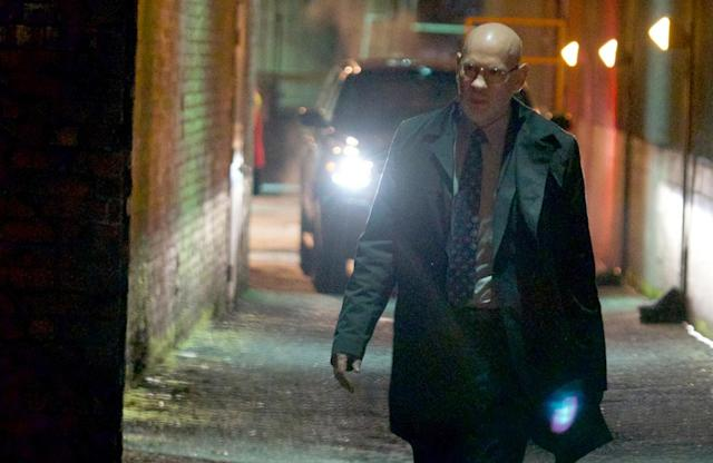 Walter Skinner (Mitch Pileggi) seemed to die — but probably didn't — in <em>The X-Files</em> season finale. (Photo: Shane Harvey/Fox)