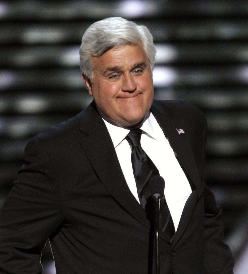 The Tonight Show cuts staff; Leno trims pay