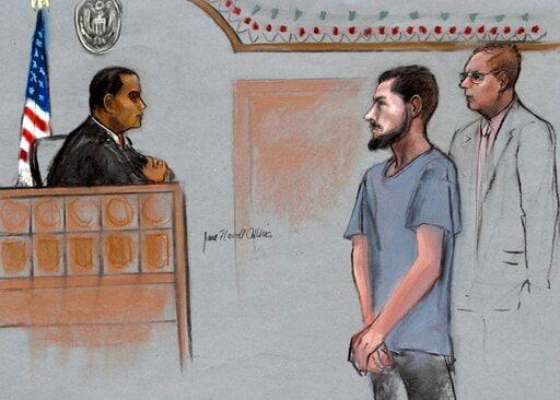 Man guilty in terror plot to be released from prison