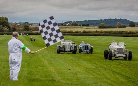Shuttleworth Collection Sprint Oct 7, 2018