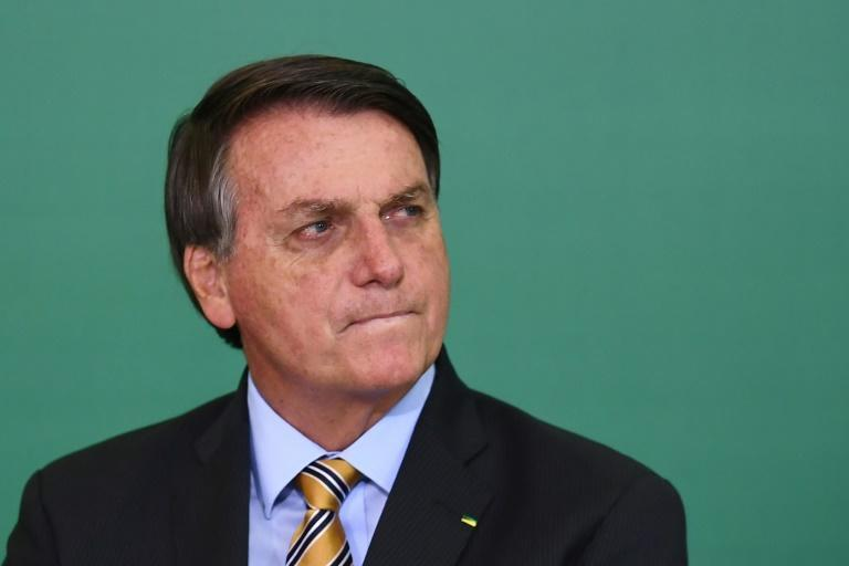 Brazilian President Jair Bolsonaro has clashed with US President Joe Biden on deforestation in the past