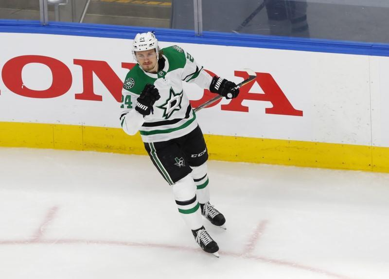 FILE PHOTO: NHL: Stanley Cup Playoffs-Dallas Stars at Colorado Avalanche