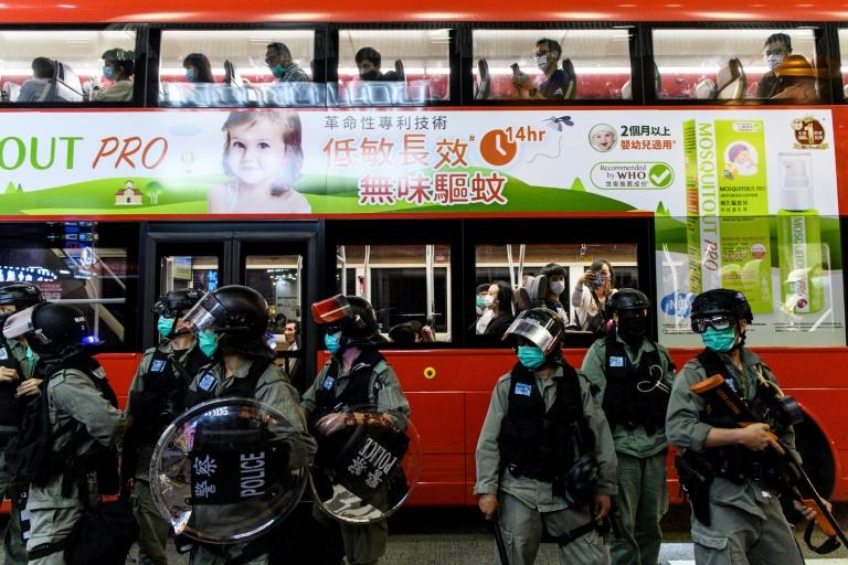 China's proposal for a new security law in Hong Kong has revived tensions in the semi-autonomous city after it was rocked by months of pro-democracy protests last year