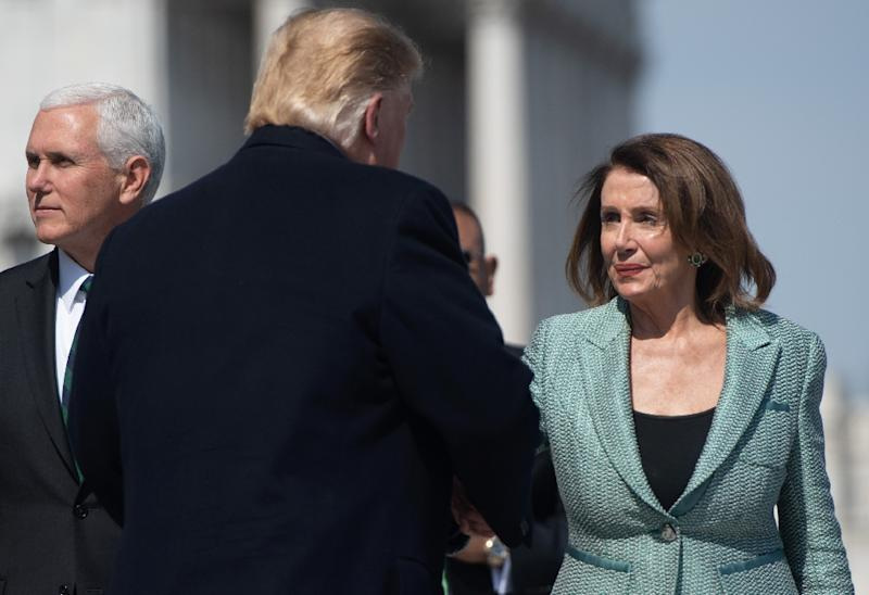 US House Speaker Nancy Pelosi, President Donald Trump's chief Democratic opponent in Congress, has led calls for a swift and thorough release of the special counsel's report on Russian interference in the US election and possible collusion with Trump's campaign