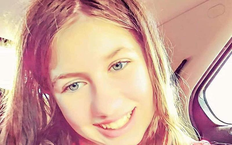 Jayme Closs was held captive for 88 days