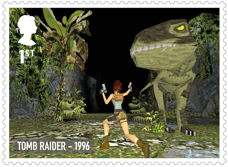 Tomb Raider Among British Gaming Triumphs Celebrated In New Royal