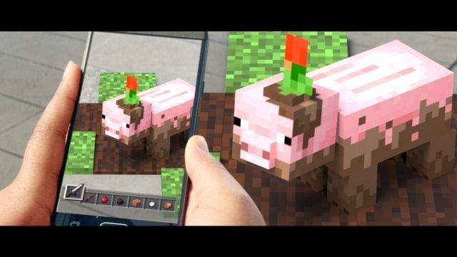 'Minecraft Earth' adds stay-at-home features as 'Pokémon Go' spends rise