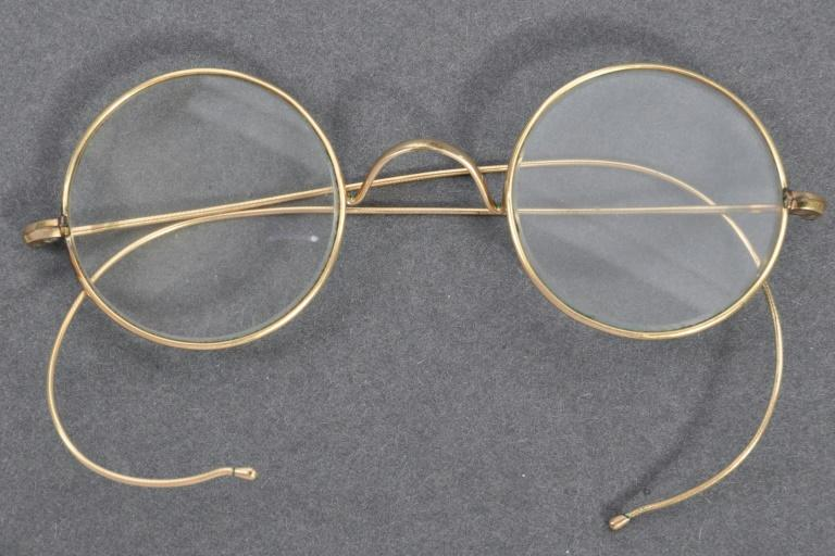Gandhi's iconic glasses sell for $340,000 in UK
