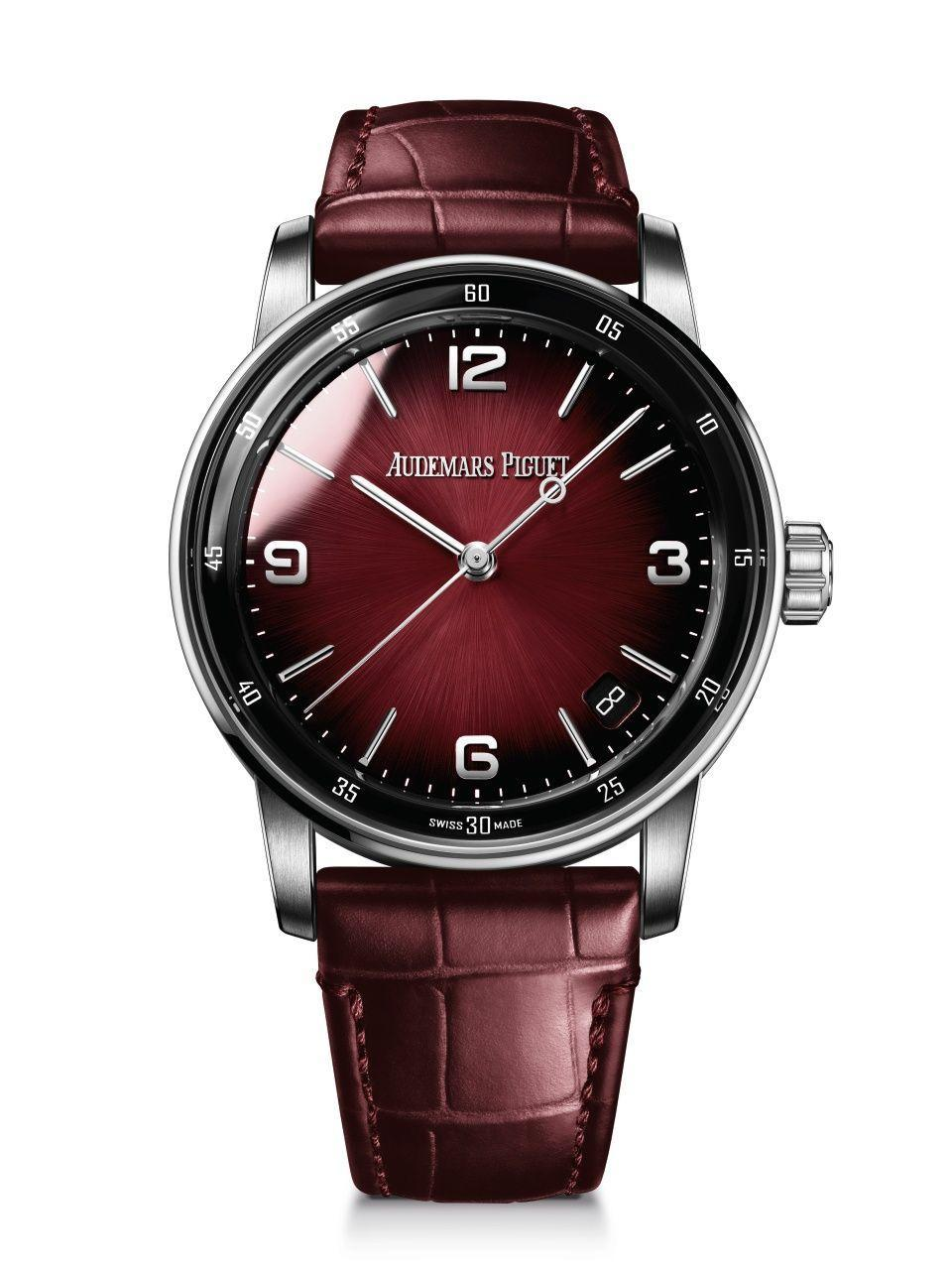 """<p>Code 11:59 (2020 versions)</p><p><a class=""""link rapid-noclick-resp"""" href=""""https://www.audemarspiguet.com/en/watch-collection/code1159byap/#!/welcome"""" rel=""""nofollow noopener"""" target=""""_blank"""" data-ylk=""""slk:SHOP"""">SHOP</a></p><p>Described by Audemars Piguet as """"the most important launch since the Royal Oak in 1972"""", the tongue-tying Code 11.59 (as in, """"one minute to midnight"""") had a lot to live up to on its 2019 launch. Using genuinely new case architecture and a crystal that curved on two separate axis, you could see why AP hailed it as radical a design as the Royal Oak's iconic octagonal case and integrated metal bracelet. Code 11.59 didn't convince everyone, and a new-for-2020 palate of colours is a welcome update. The focus is on sunburst lacquered dials in rich colours including blue, burgundy, purple and light and dark grey. All come on hand-stitched alligator straps matching each dials colour and, like the original run of 11.59s, are intended for both men and women.</p><p>£41,300; <a href=""""https://www.audemarspiguet.com/en/watch-collection/code1159byap/#!/welcome"""" rel=""""nofollow noopener"""" target=""""_blank"""" data-ylk=""""slk:audemarspiguet.com"""" class=""""link rapid-noclick-resp"""">audemarspiguet.com</a><br></p>"""