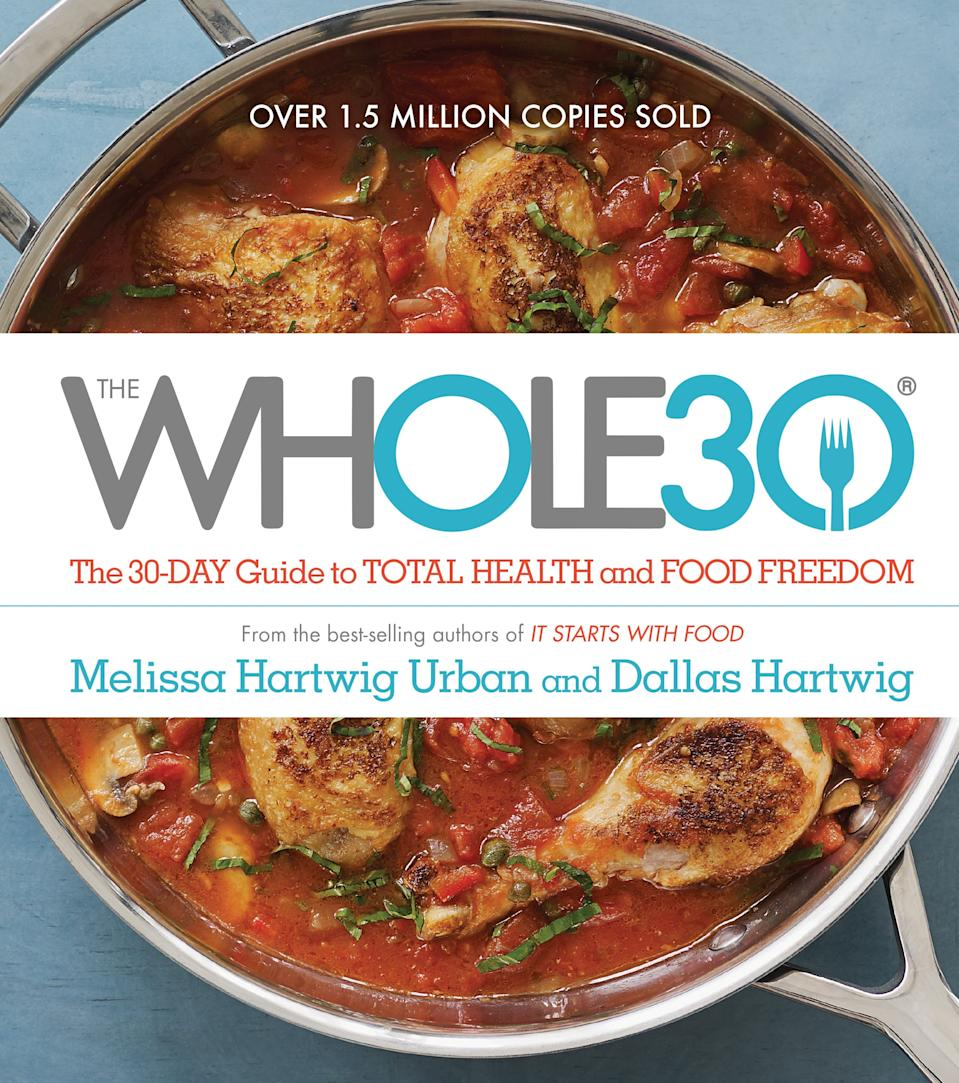 """""""The Whole30,"""" by Melissa Hartwig Urban and Dallas Hartwig"""
