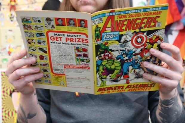 Free Comic Book Day is nearly here