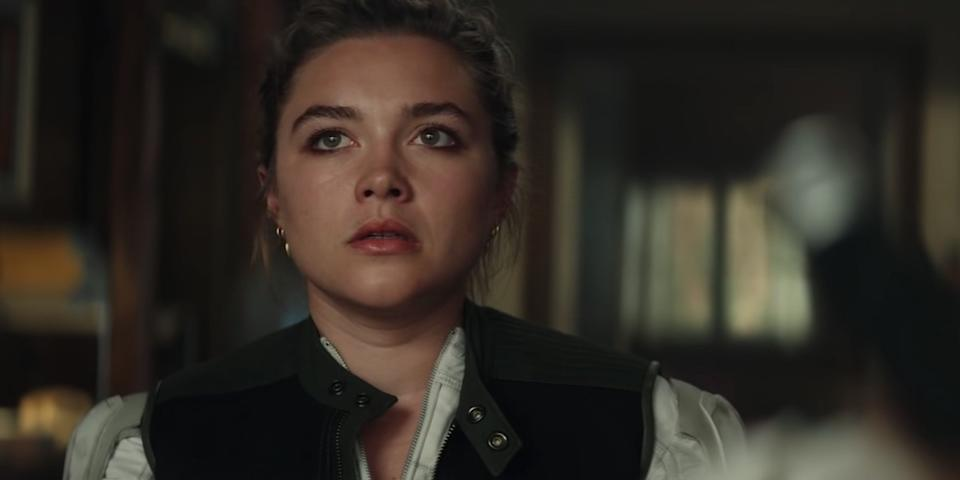 Florence Pugh and Scarlett Johansson discuss Black Widow's future (Image by Marvel)