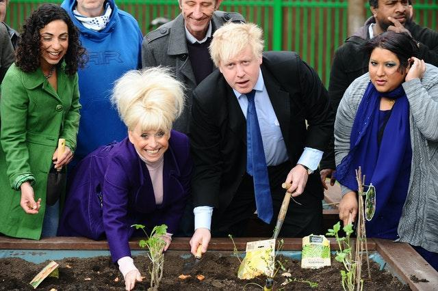 Barbara Windsor joins Big Lunch initiative