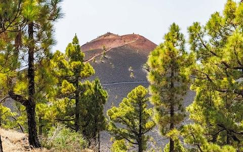Ruta de los Volcanes is for the serious hikers – the reward at the end is stunning - Credit: istock