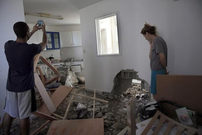 Gaza Rockets Hit Israel As Ceasefire Talks Reportedly Collapse