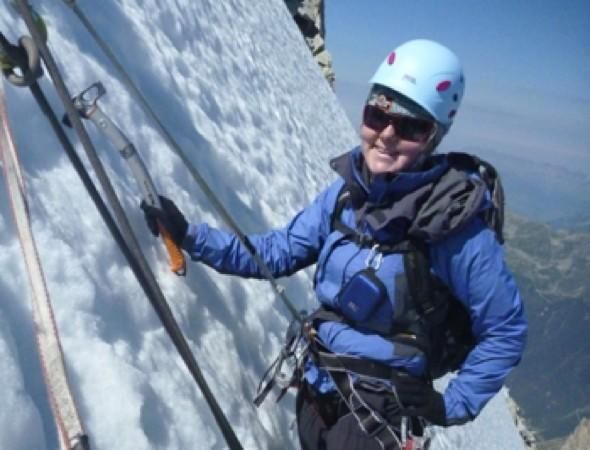 British student becomes youngest woman ever to reach top of Mount Everest
