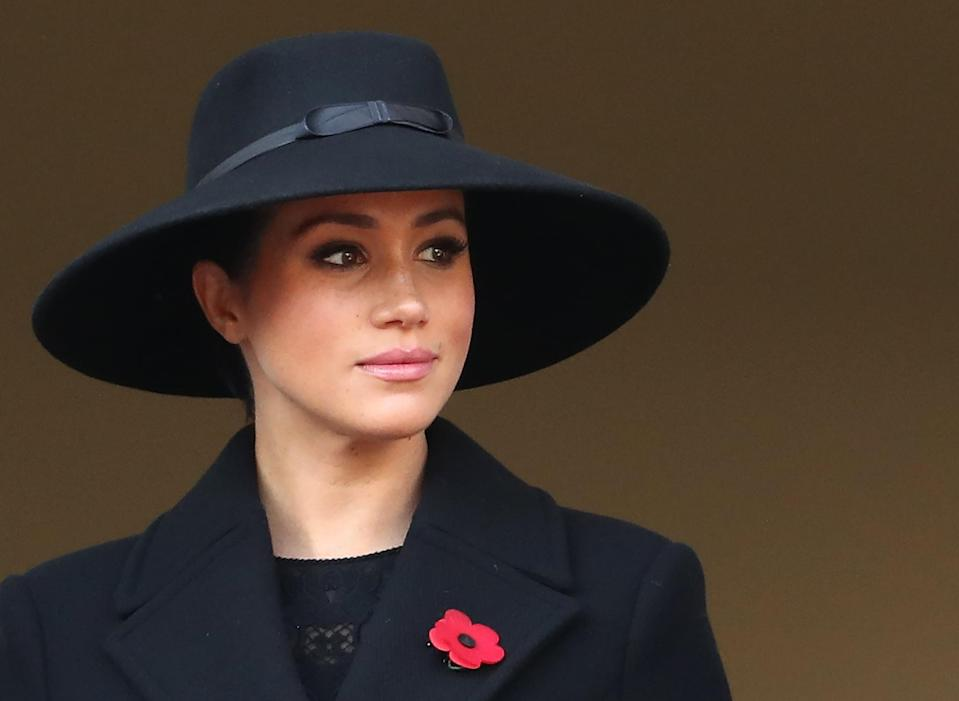 """<p>Watching the interview, Gaylor noted several struggles that appeared to have fueled Markle's suicidal ideation: loneliness, losing coping mechanisms such as time with friends or family outside the royal family, and a disconnect between the person Markle knew she was (a strong, outspoken, independent advocate for women's rights) and her silent, isolated reality.</p> <p>""""Whenever we're not being consistent with who we are at our core, whenever there's a dissonance between who we're presenting as and who we truly feel we are, that's going to lead to a level of emotional distress,"""" Gaylor told POPSUGAR. """"When she mentioned that 'I advocate for women's rights and I have felt silenced' . . . that emotional distress is the criteria for all mental health diagnoses, and that comes when we're not able to consistently present <em>outwardly</em> who we are <em>inwardly</em>.""""</p> <p><a href=""""https://www.popsugar.com/fitness/Mental-Emotional-Symptoms-Depression-44166832"""" class=""""link rapid-noclick-resp"""" rel=""""nofollow noopener"""" target=""""_blank"""" data-ylk=""""slk:Depression"""">Depression</a> is like a dark tunnel, Gaylor said. On the outside, """"it could be the most beautiful, sunshiney day,"""" she explained. But on the inside, the tunnel is """"long and it's uncertain. You may not know or be able to see the end to that darkness."""" That metaphor couldn't be more apt for Markle's situation. Sure, she was a famous duchess, a successful actress; sure, she had a husband who loved her. But when you're stuck in an endless tunnel, it doesn't matter how bright the sun is outside - you start to forget it's even there.</p>"""