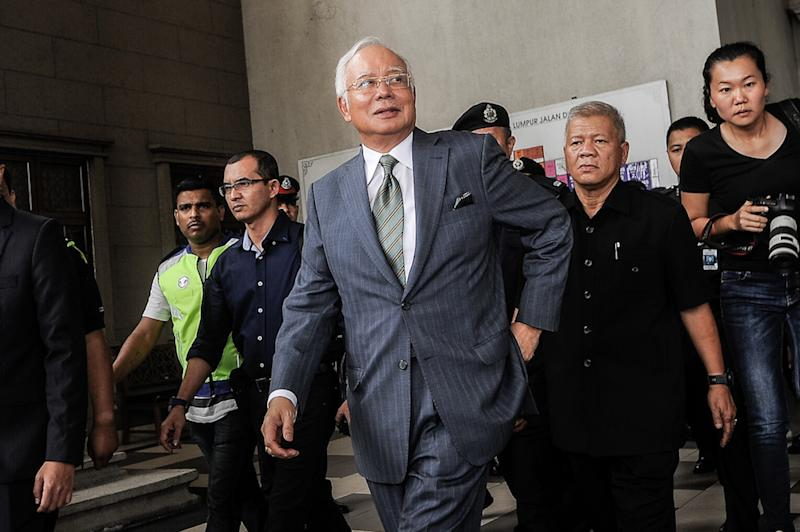 Najib insisted that the previouc PAC spent six months on its probe then and had cleared him of wrongdoing. — Picture by Shafwan Zaidon