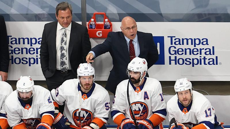 Islanders looking to build on Game 2 positives facing 0-3 deficit