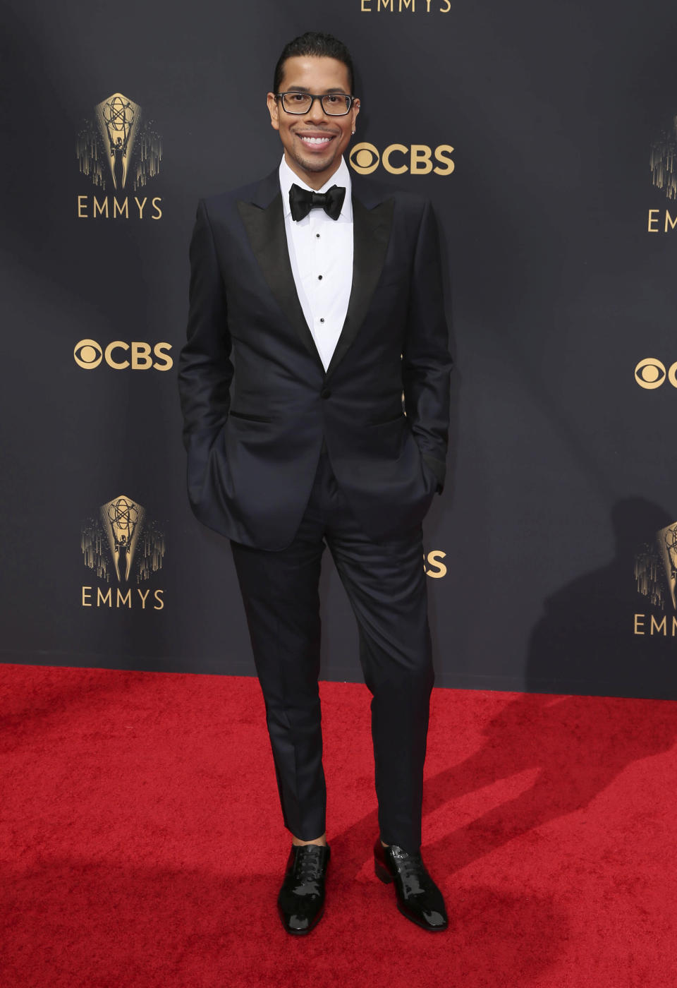 Steven Canals on Sunday - Credit: Danny Moloshok/Invision for the Television Academy/AP Images