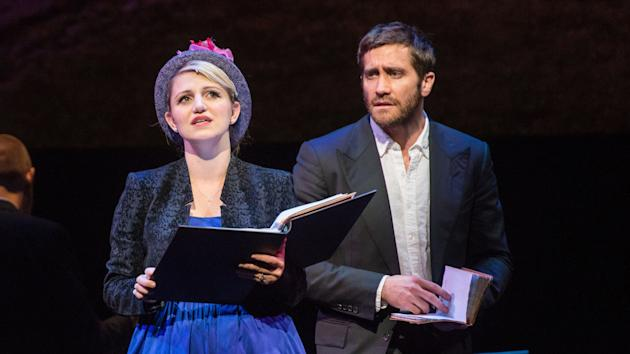 Jake Gyllenhaal Sings 'Sunday in the Park With George' in