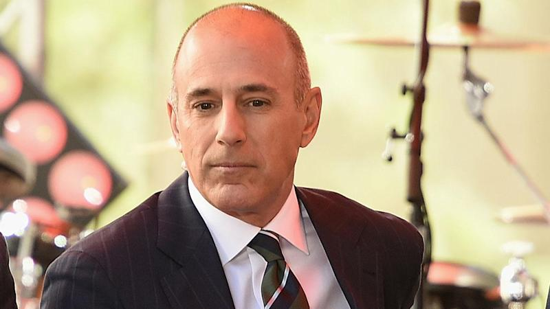 Matt Lauer's Anonymous Accuser's Lawyer Says His Client Is 'Terrified'