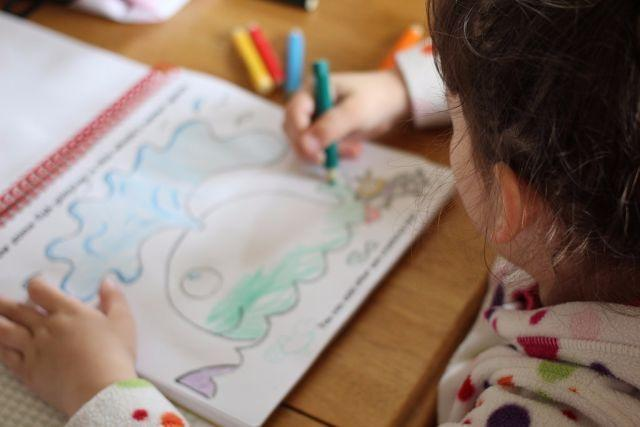 Your Child's Creations Are Treasures To Keep