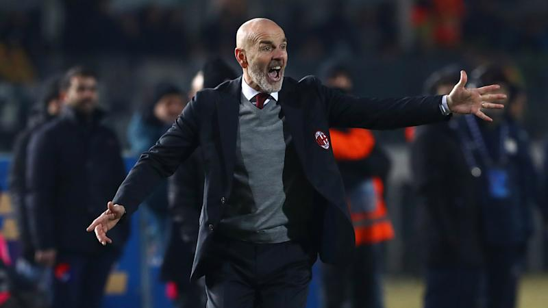 Milan know how to suffer - Pioli pleased with mentality of his players