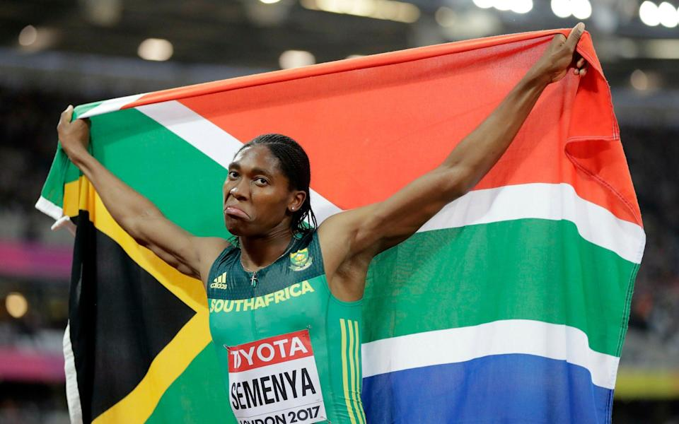 Caster Semenya, a double Olympic and three-time world 800m champion, tried and failed to qualify for Tokyo Games over 5,000m - David J. Phillip