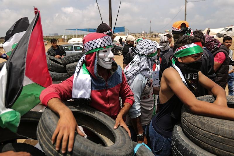 Image result for 3 more protesters killed in gaza