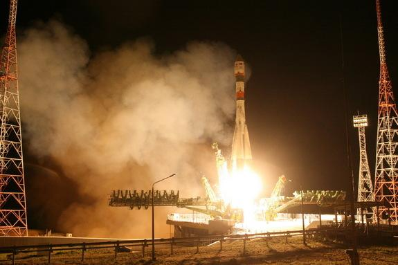 Russia Launches Live Animals on Two-Month Space Mission