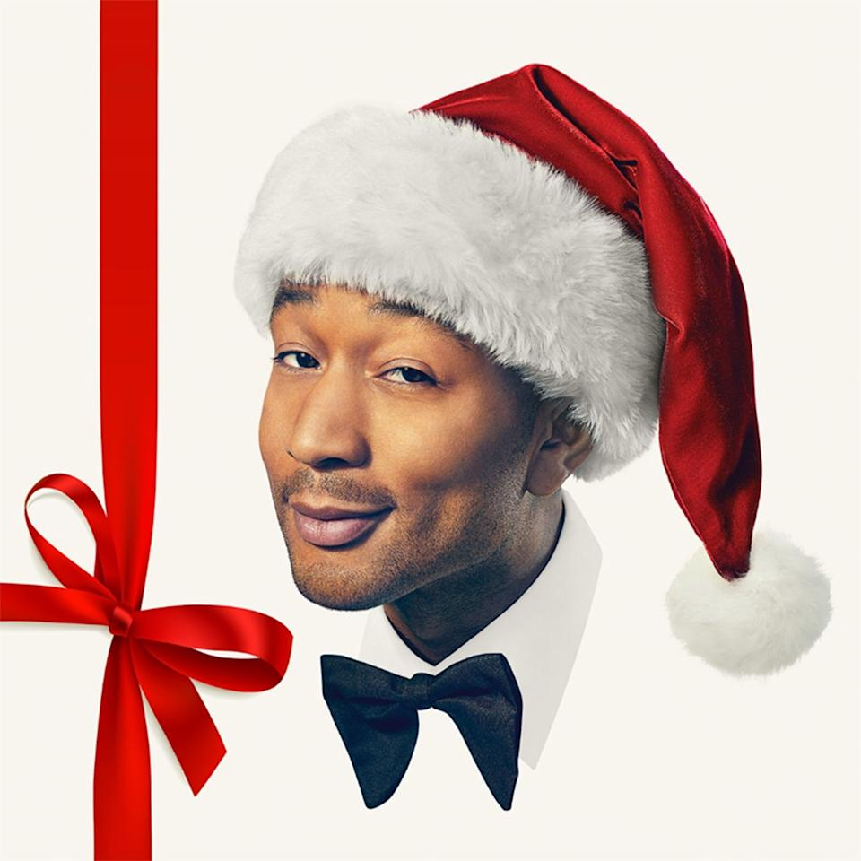 """John Legend is back with more holiday cheer! The singer is releasing <i>A Legendary Christmas: The Deluxe Edition </i>on Nov. 8<i>. </i>It's an expanded version of his first Christmas album released in 2018.  This year, <a href=""""https://people.com/music/john-legend-kelly-clarkson-reimagine-baby-its-cold-outside/"""">Legend has teamed up with Kelly Clarkson </a>to reimagine the Christmas classic """"<a href=""""https://people.com/music/john-legend-kelly-clarkson-reimagine-baby-its-cold-outside/"""">Baby It's Cold Outside</a>,"""" originally by Homer and Jethro. For years, the song has raised eyebrows because of its questionable lyrics — luckily, the duo has made the hit more appropriate.  It's available on <a href=""""https://www.amazon.com/Legendary-Christmas-Deluxe-John-Legend/dp/B07YTD2PTL?ie=UTF8&camp=1789&creative=9325&linkCode=as2&creativeASIN=B07YTD2PTL&tag=people0d0-20&ascsubtag=30ac6084e7493aa6a5c75a64646d566f"""" target=""""_blank"""" rel=""""nofollow"""">Amazon</a> for $13.53."""