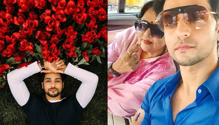 Shakti Arora Praises His Mother, Renu Arora For Being So Brave Even After A Knee Surgery