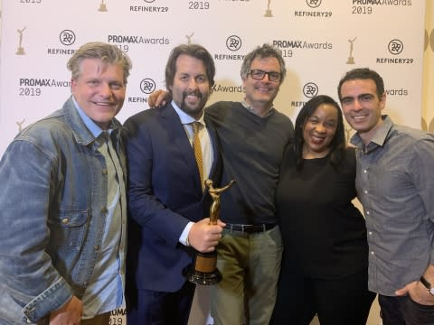 MOCEAN Named Agency of the Year by Promax
