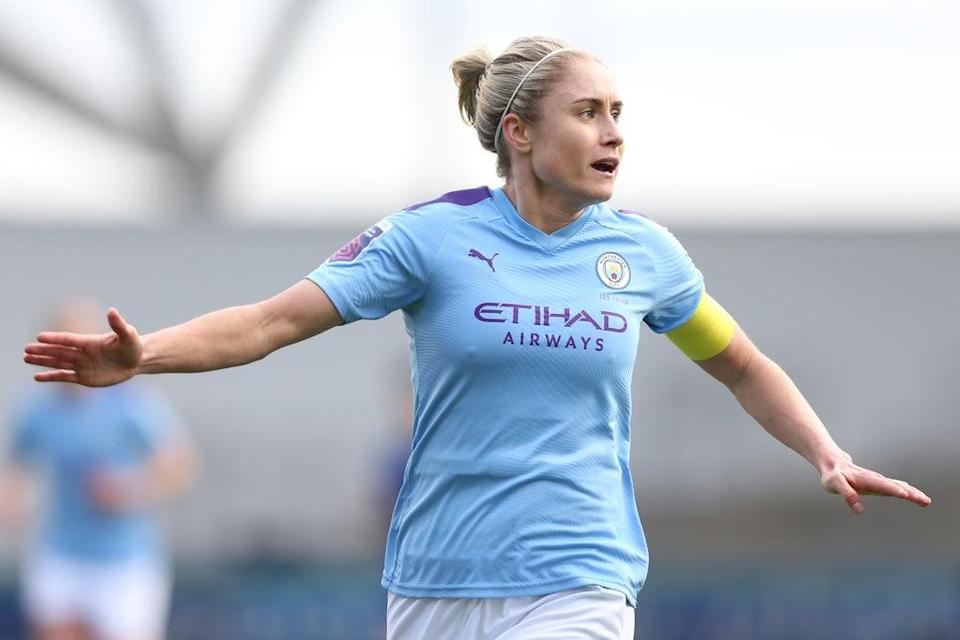 Houghton's City were defeated by Spurs 2-1 on Sunday (Getty Images)