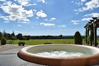 """<p><span>Sink into an outdoor hot tub, safe in the knowledge that your body is detoxing on a diet of gourmet raw food and cleansing juices. </span><a href=""""https://www.rawhorizons.co.uk/"""" rel=""""nofollow noopener"""" target=""""_blank"""" data-ylk=""""slk:Raw Horizons"""" class=""""link rapid-noclick-resp""""><span>Raw Horizons</span></a><span> has a number of healthy holidays including a Yoga, Juice and Healing Break at Split Farthing Hall in Thirsk. The retreat also includes one-to-one life coaching sessions, meditation and energy workshops, and other facilities include a sauna and library. Three nights from £575. [Photo: Raw Horizons]</span> </p>"""
