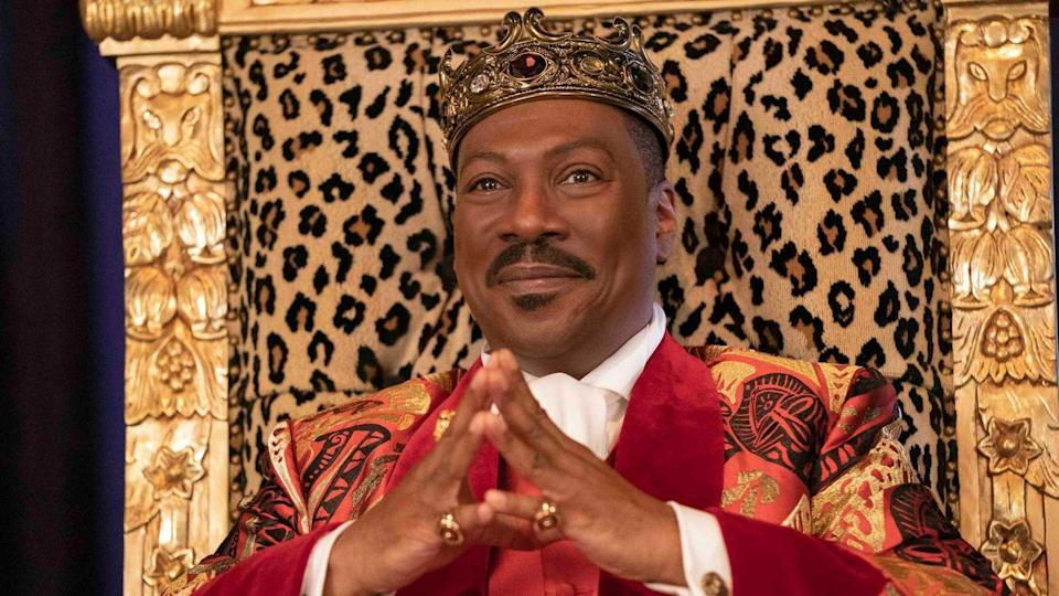 <p>Nothing like a brief 33 years between an original and a sequel, right? In March, Eddie Murphy and Arsenio Hall will reunite on the big screen for <em>Coming 2 America</em>, which will catch us up with Prince Akeem Joffer.</p>