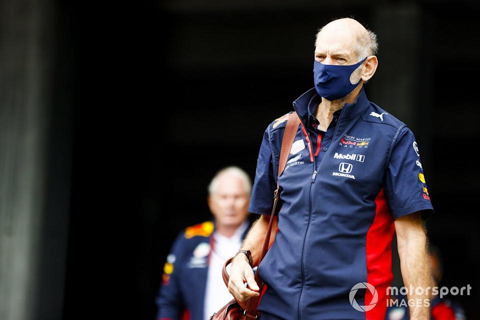 "Adrian Newey, director técnico de Red Bull Racing <span class=""copyright"">Andy Hone / Motorsport Images</span>"