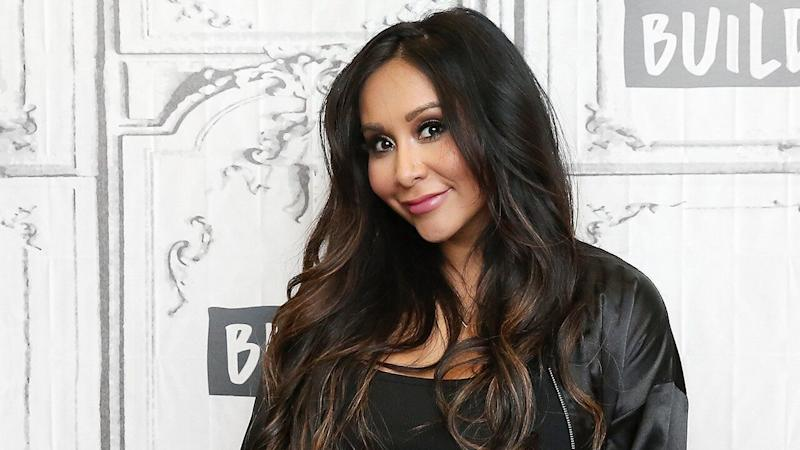 Snooki Claps Back at Critic Over Feeding Newborn Son Angelo While Drinking Wine